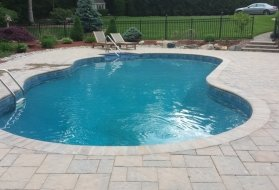 Swimming Pool - After Renovation