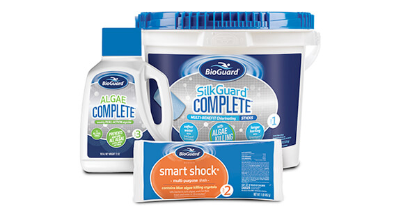 3-Step Pool Care System®